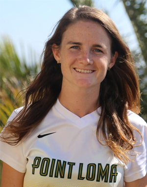 Courtnie Marshal, Point Loma Nazarene University
