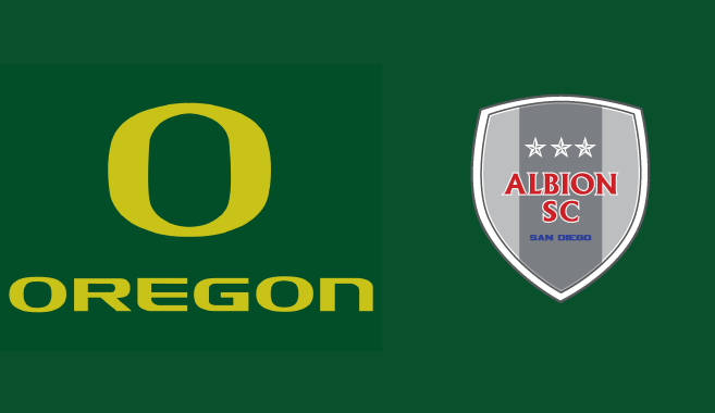 ALBION SC USA GK KATELYN CARTER COMMITS TO UNIVERSITY OF OREGON