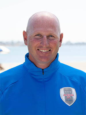 ALBION CHULA VISTA DIRECTOR OF COACHING